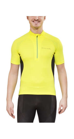 Endura Xtract II - Maillot manches courtes Homme - jaune